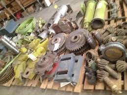 قطع غيار معدات ثقيلة